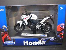 Welly 1:18 Motorbikes DieCast model - HONDA CB500F