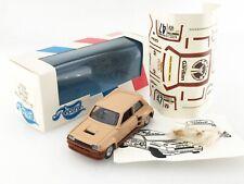 "RECORD / SOLIDO - Renault 5 Turbo ""GARDIAN"" Rally MC 1982 - 1/43 scale"