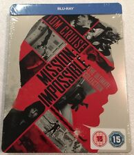 Mission Impossible - The Ultimate Collection Steelbook - Limited Edition Blu-Ray