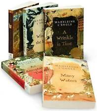 Wrinkle In Time,Wind Door,Swiftly Tilting Planet +(pb,box set) Madeleine L'Engle