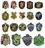 Brand New Harry Potter badge collection Iron on / Sew on Embroidered Patches