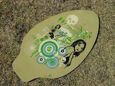 QUIRKY VINTAGE - PIPING HOT BODYBOARD - BOOGIEBOARD - WALL DECORATION