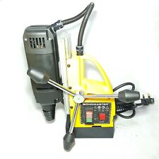 Bohrmaster EBM 35 Magnetic Mag Drill 240V Unibor Rotabroach Machine