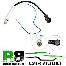VOLKSWAGEN Golf Mk4 (1J) 1997-2003 Radio De Coche ISO Antena Antena Cable AAN2122-3