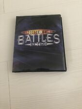 Doctor Who 46 ULTRA RARE, SUPER RARE Battles In Time Cards, Shiny, Foil