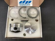 Ford Pinto 8V Pistons - DP Engine Parts 93mm - 10.5:1 CR - 33.3CH