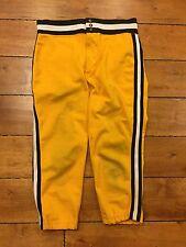 1983 Pittsburgh Pirates Randy Niemann road pants WILSON GAME USED W/ LAUNDRY TAG