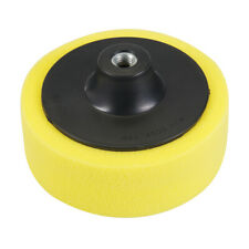 M14 Foam Polishing Head 150mm Coarse Yellow - Silverline - 745726