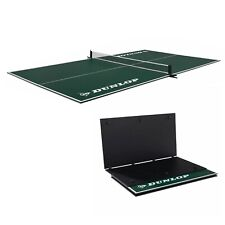 Dunlop 12mm 4 Piece Indoor Table Tennis Table Conversion Top, No Assembly
