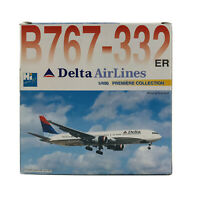 Dragon Wings 1:400 Diecast Model Airplane B767-332 ER Delta Airlines Item #55214
