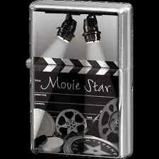 Accendino Zippo Repro Vintage Design Mod. Hollywood - Movie Clapper