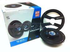 6.5 Car Speakers Rear Door 4way 200w 4ohm 6504-RD (C)