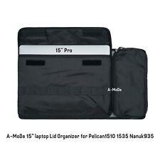 "A-MoDe Lid organizer 15"" Laptops for Pelican1510 1535 1519SC  (no case)"