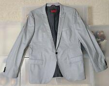 Hugo Boss Mens Blazer Jacket (Steal Gray) Size 46R