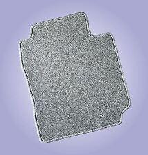 Véritable toyota corolla verso 2004 - 2009 TAPIS DE SOL GRIS pz49c-e8354-fa