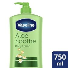 Vaseline Intensive Care Aloe Soothe Body Lotion 750mL