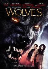 Wolves,New DVD, Stephen McHattie, Jason Momoa, Lucas Till, David Hayter