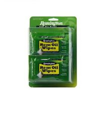 Remington 18411 Gun Cleaning/Maintenance Rem Oil Wipes - 12 Individual Packets