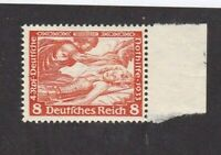 Germany stamp #B53, MNHOG, XF, w/selvage, 1933, SCV $22.50