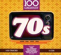 100 Greatest  70s [CD]
