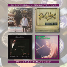 Ben Sidran - Free In America / Doctor Is In / Little Kiss In The Night / Live At