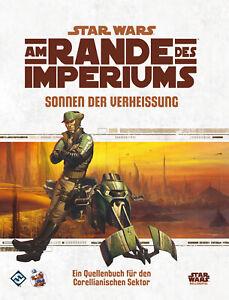 Star Wars: Am Rande des Imperiums - Sonnen der Verheißung (Rollenspiel RPG)