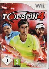 Top Spin 4 - Nintendo Wii - deutsch - Neu / OVP