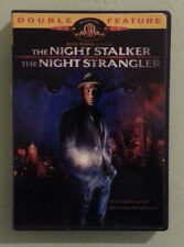 darren mcgavin   THE NIGHT STALKER / THE NIGHT STRANGLER DVD  genuine region1