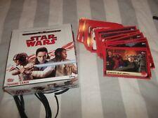 Topps Star Wars Reise zu Die letzten Jedi  Karten Einzel Auswahl 6 Stück