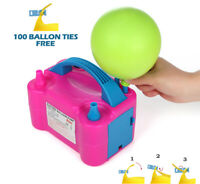 Electric Balloon Inflator Air Pump Blower Balloon Arch, Balloon Column Stand