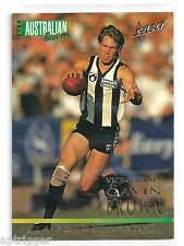 1995 Select All Australian VICE CAPTAIN (AA2) Gavin BROWN Collingwood ****