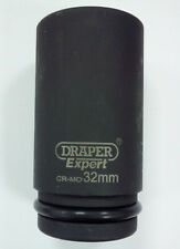 "Expert 37Mm 3//4/"" Square Drive Hi-Torq® 6 Point Impact Socket Draper 05017"