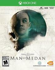 Die dunklen Bilder Sammelband Mann MEDAN Xbox One, xb1