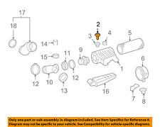 GM OEM Headlight Head Light Lamp-Headlamp Assembly Bolt 11589039