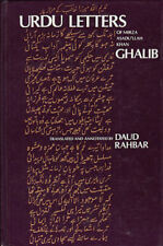 DAUD RAHBAR, TRANSLATED AND / Urdu Letters of Mirza Asadu'llah Khan Ghalib