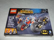 New Lego Dc Super Heroes Batman Gotham City Cycle Phase 76053 Harley Quinn Nib >