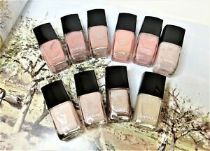NEW Lot of 10 BEIGE CHANEL Le Vernis Nail Polish 13ml Authentic 100%