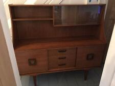 Mid Century G Plan era Sideboard Cabinet Retro Vintage teak Danish