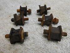 SUZUKI 1984 - 1988 RM125 1986 1987 RM250 RADIATOR BOLTS
