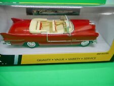K-LINE KRUISERS 1955 CADILLAC ELDORADO 1:43RD SCALE DIE-CAST NEW IN BOX