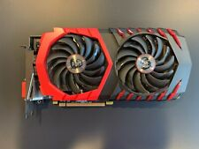 Refurbished - MSI Radeon AMD RX 580 4GB GDDR5 Gaming X Graphics Card Gaming X