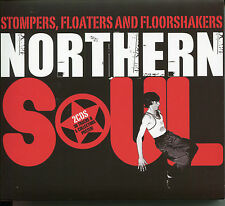 NORTHERN SOUL STOMPERS, FLOATERS & FLOORSHAKERS - 2 CD BOX SET