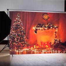 210 *150cm Fotografía Estudio Profesional Telón de fondo Background Navidad Rojo