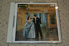 Rare Mantovani Japan CD- Mantovani Waltz Encores