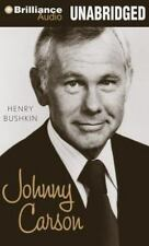 Johnny Carson by Henry Bushkin (2013, MP3 CD, Unabridged)