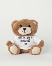 Moschino [TV] H&M Teddy Bear iPhone Case (6/7/8) Jeremy Scott New n Box sold out