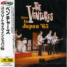The Ventures - Live Japan '65 [New CD] Reissue, Japan - Import