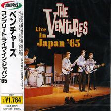 The Ventures - Live Japan '65 [New CD] Reissue, Japan - Import