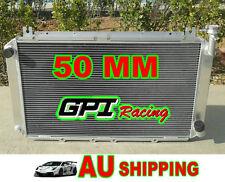 aluminum radiator for Nissan GQ PATROL Y60 4.2L Petrol MT TB42S TB42E 1987-1997
