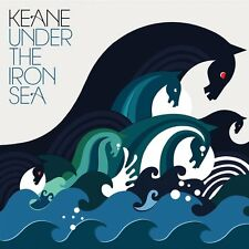 CD*KEANE**UNDER THE IRON SEA***NAGELNEU & OVP!!